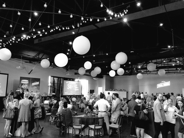 The scene at the Negra Modelo-Rick Bayless event at 3015 Trinity Groves #ThePerfectComplement