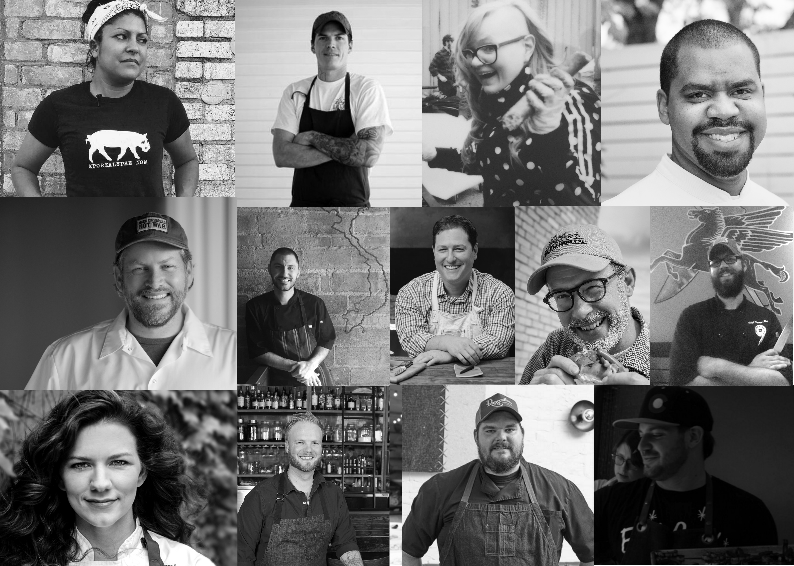 Dallas' Best Chefs tell us about 2015 and look forward to 2016