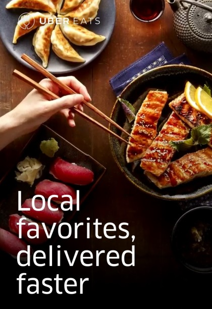 New Food News: The New Standalone UberEATS App