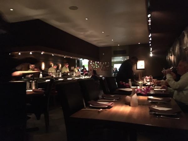 interior at Shinsei, photo by foodbitch