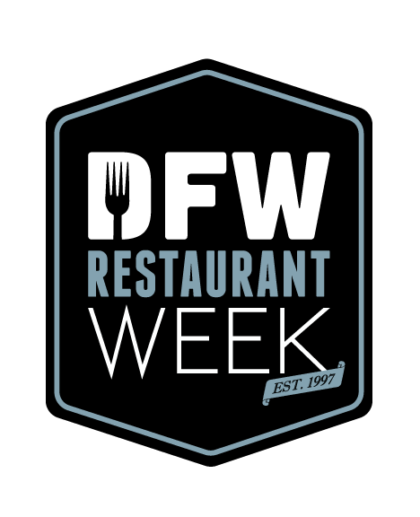DFW Restaurant Week logo