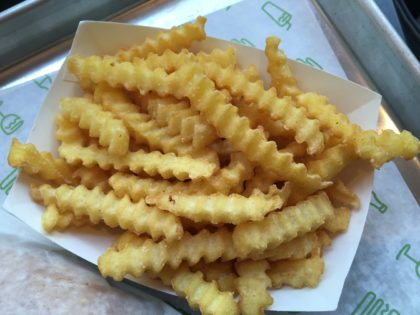 Dallas' first Shake Shack opens September 1 -- photo by foodbitch