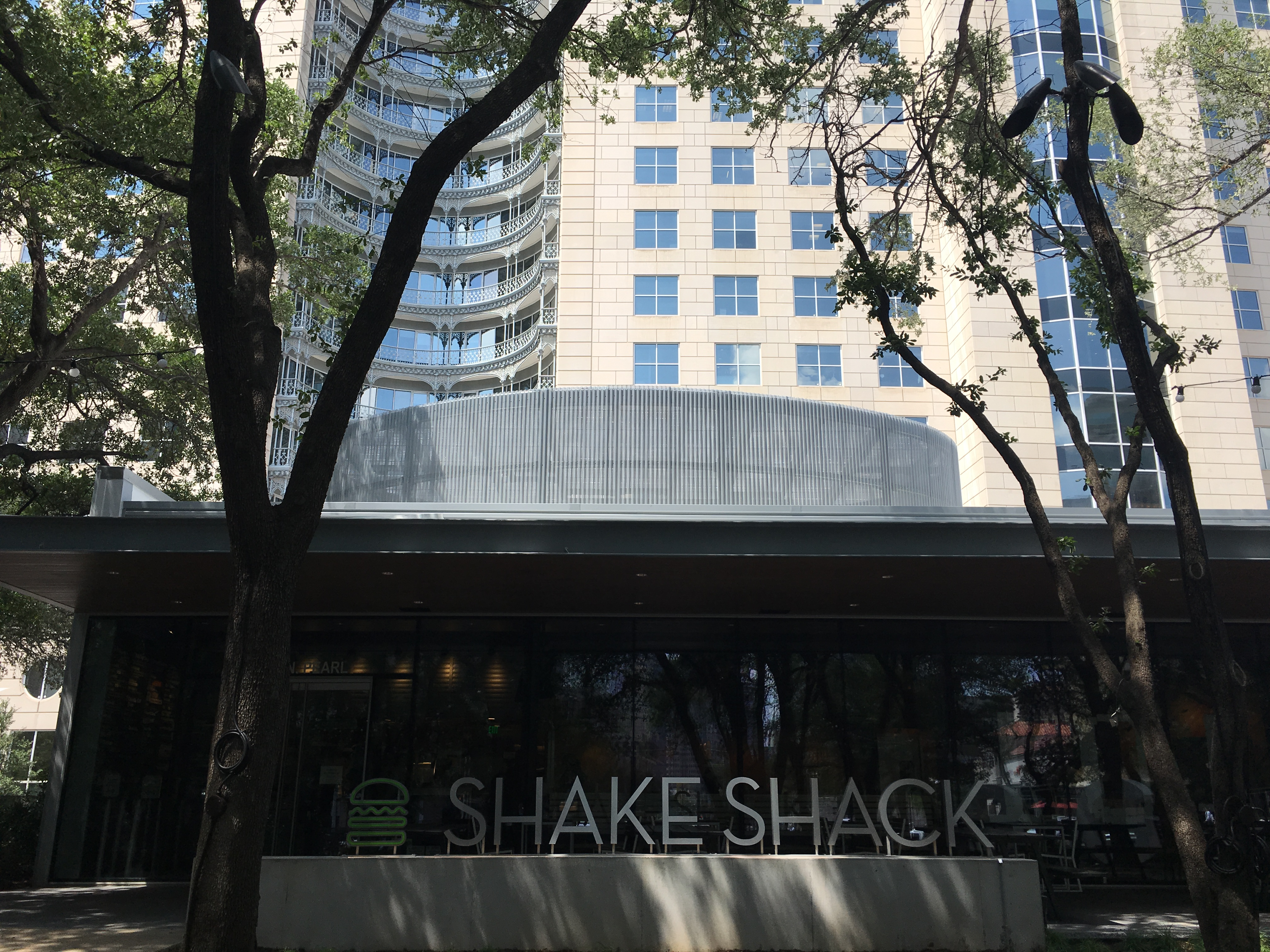 Shake Shack's first Dallas location at the Crescent