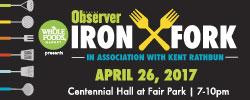 iron fork artwork