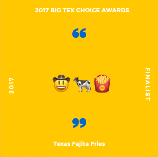 The 2017 Big Tex Choice Awards Finalists In Emojis By Foodbitch