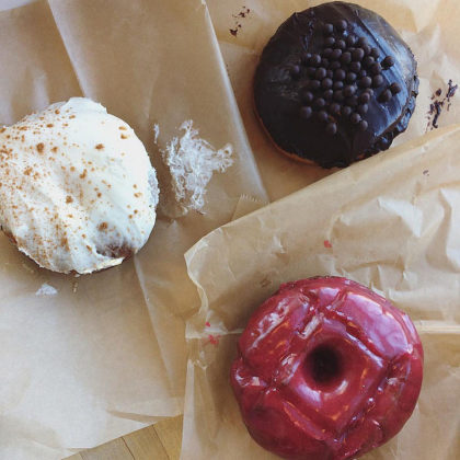 Blue Star Donuts, photo by foodbitch