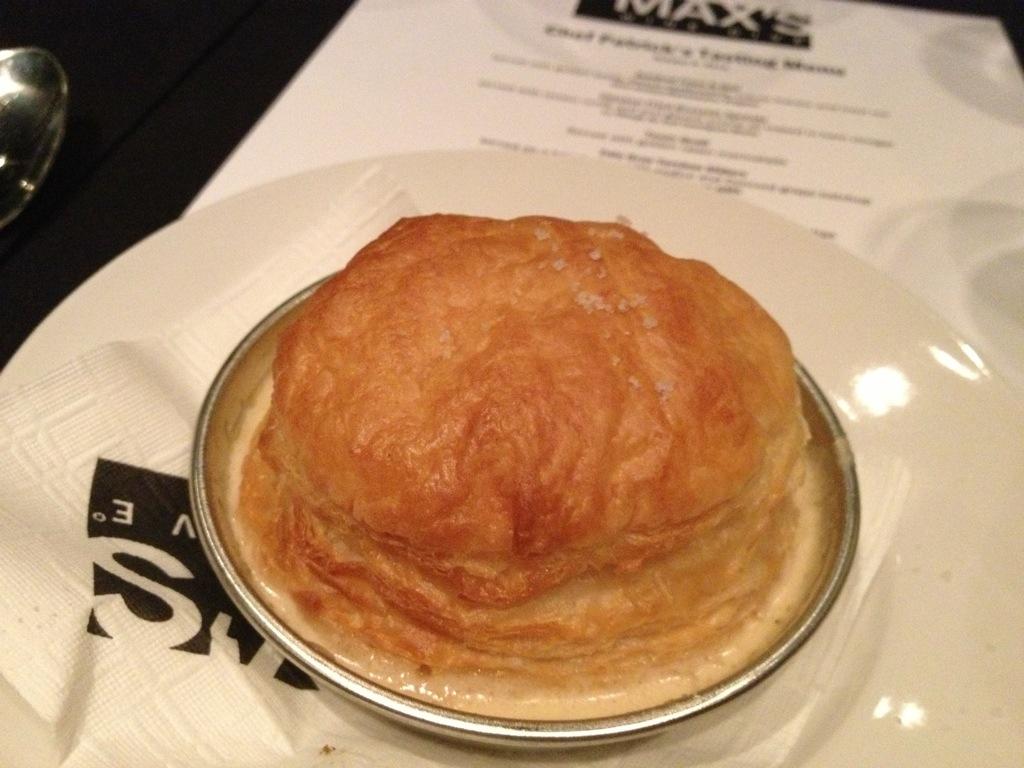 Sweetbread Pot Pie