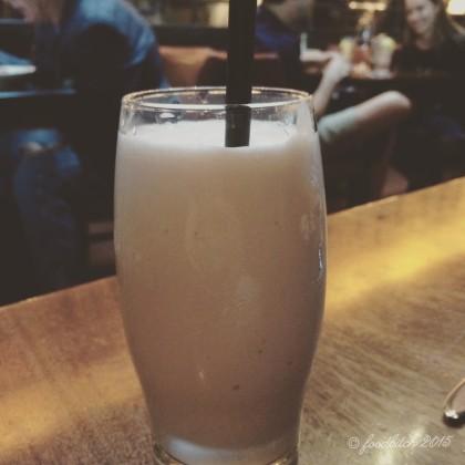 Adult milkshake. You drink it. Nuff said. Photo by foodbitch.