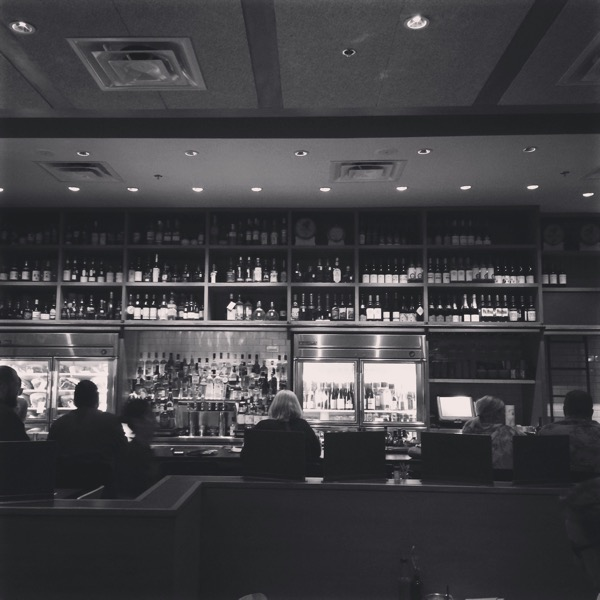 The bar is the focus here. Well played, Rapscallion. Photo by foodbitch.