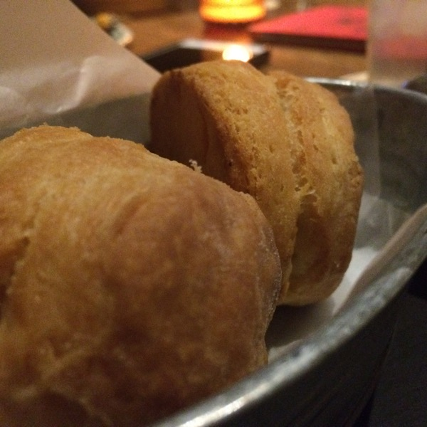 biscuits at Ida Claire in Addison, TX