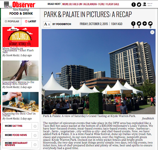 park and palate on the city of ate blog