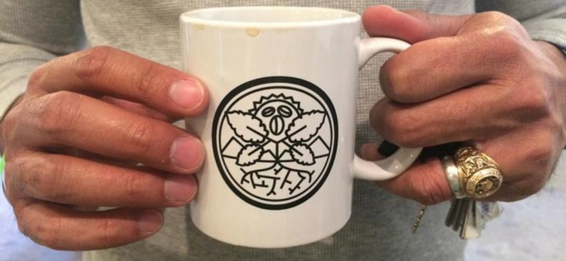 Official Dallas Coffee Day mug shot