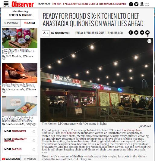 Kitchen LTO QA AQ Round 6