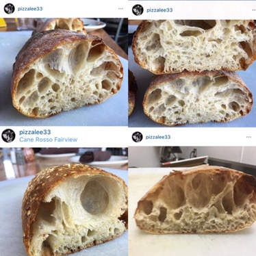 tweaked bread money shots via @pizzalee33's instagram