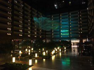 Photos taken at Dallas' Hilton Anatole by foodbitch